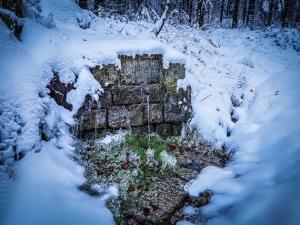 Rupprechtbrunnen am Ochsenkopf