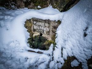 Marienbrunnen am Ochsenkopf