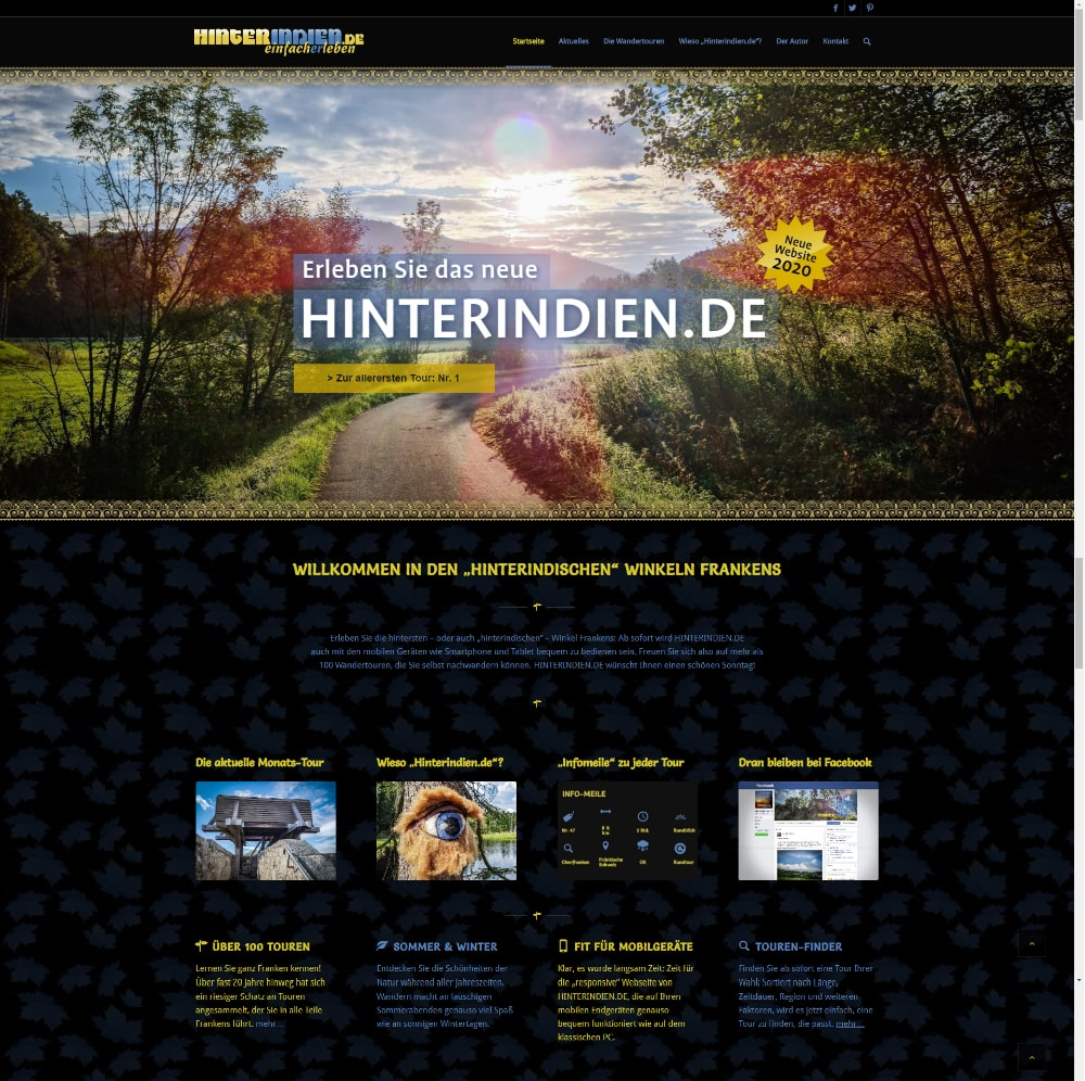 2020 09 13 Neue Website