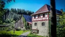 Tour Nr. 5 Mühlenweg Frankenwald