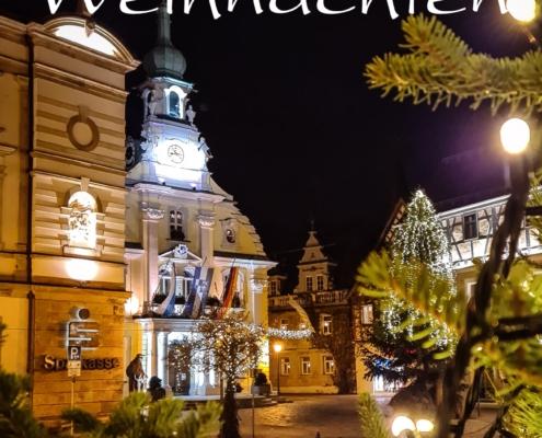Weihnachten bei HINTERINDIEN.DE