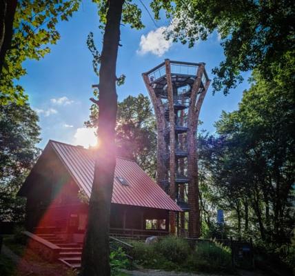 Zabelstein Aussichtsturm fertiggestellt