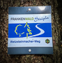Wegweiser Frankenwald Steigla