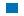 Wegweiser blaues Quadrat