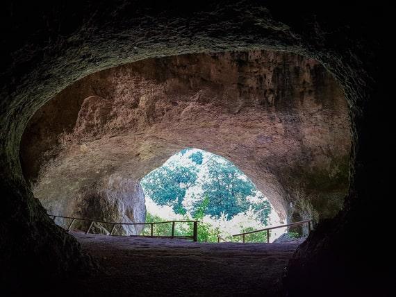Fränkische Schweiz wandern Ludwigshöhle