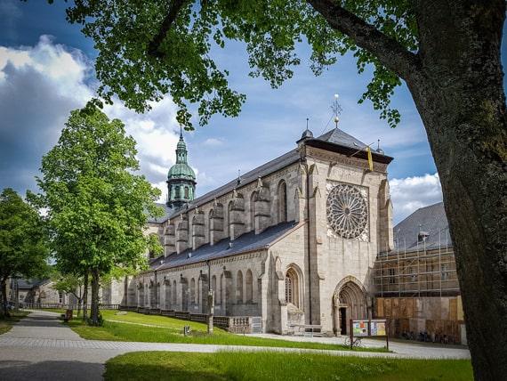 Steigerwald wandern Kloster Ebrach