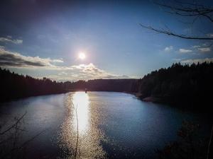 Wandern am Fränkischen Fjord