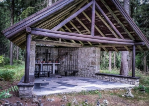 Waldkapelle im Steinwald auf der Platte