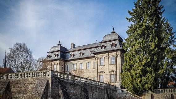Schloss der Zarin in Burgwindheim
