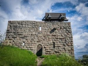 Ruine Epprechtstein im Fichtelgebirge
