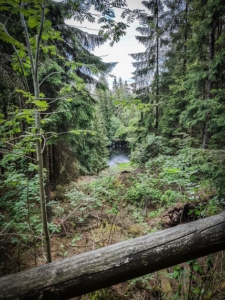 Geyers-Bruch Steinbruch-Wanderweg