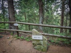Akkord-Bruch Steinbruch-Wanderweg