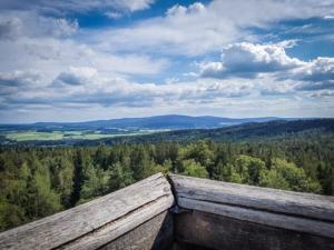 Ausblick von der Ruine Epprechtstein