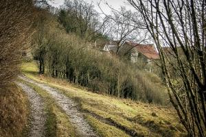 Der Weg nach Meuschlitz