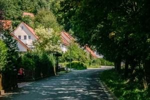 Obere Häuserreihe Ebermannstadt
