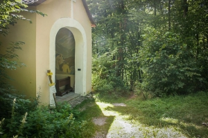 Kapelle nahe der Wallerwarte