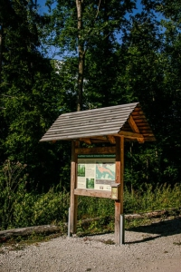 Friedwald-Informationstafel