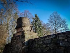 Kriegerdenkmal von Gleichamberg