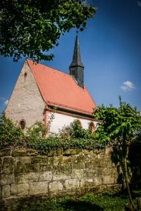 Die Rochuskapelle bei Großgressingen