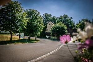 Startpunkt in Frankenfurt im Steigerwald