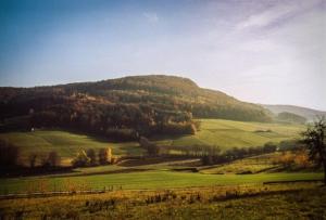 Hohe Bergrücken bei Schnaittach