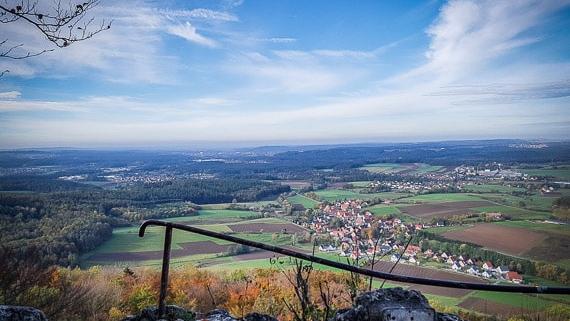 Wandern Schnaittach Rothenberg Glatzenstein
