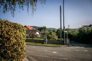 Krausenbachstraße bergauf