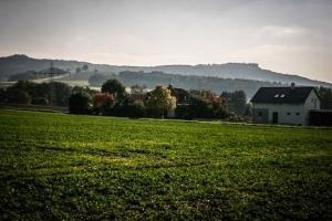 Blick zum Staffelberg