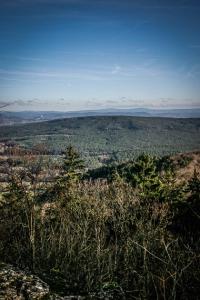 Ausblick vom Großen Kordigast