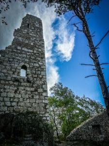 Ruine Wildenfels Fränkische Alb