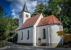 Die kleine Kirche von Lußberg