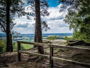 Aussichtspunkt Veitenstein