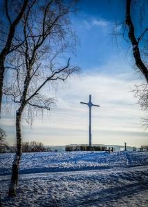 Kreuz auf dem Kreuzberg
