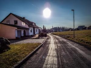 Ortseingang von Altenstein