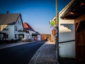 Gleicher Rückweg in Altenstein