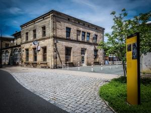 Startpunkt Bahnhof Neuenmarkt-Wirsberg