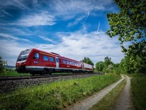 Wandern Bahnweg Schiefe Ebene