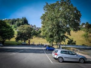 Parkplatz in Lauenstein