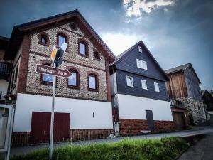 Häuser in Lauenstein