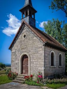 Kapelle in Neuhof unterm Zabelstein