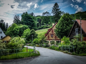 Von Algersdorf Richtung Entmersberg