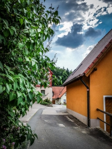 Wieder unten in Hohenstein