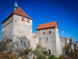 Die Felsburg Hohenstein