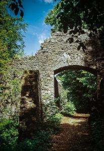 Ruine Burg Bramberg