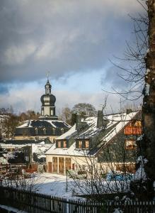 Wandern Lehesten Südthüringen