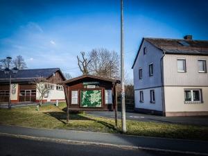 Wandertafel Ortsmitte Steinbach