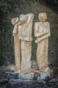 Skulptur Nr. 11 Pfingsten