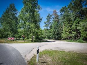 Startpunkt Einfahrt Eichelberghof