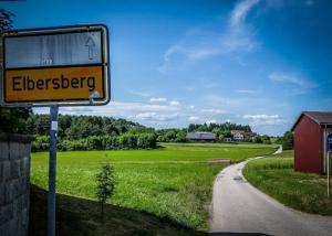 Ortsausgang Elbersberg