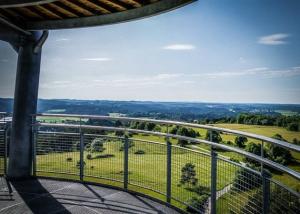 Ausblick vom Aussichtsturm Himmelsleiter